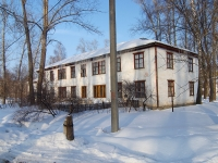 Zhigulevsk, Mira st, house 50. Apartment house