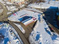 Жигулевск, Молодежный проспект, дом 61. автозаправочная станция