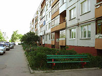 neighbour house: st. Muravlenko, house 6. Apartment house