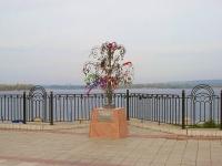 Zhigulevsk, sculpture