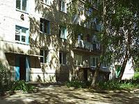 Zhigulevsk, Nikitin st, house 1. Apartment house