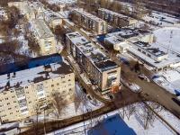 Жигулевск, улица Никитина, дом 16. многоквартирный дом
