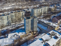 Zhigulevsk, Nikitin st, house 24. Apartment house