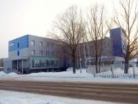 улица Никитинская, дом 1. офисное здание