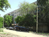 Zhigulevsk, Nikitinskaya st, house 3. Apartment house
