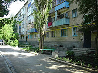 neighbour house: st. Nikitinskaya, house 4А. Apartment house