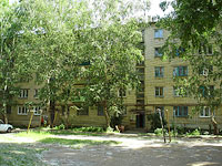 neighbour house: st. Nikitinskaya, house 8. Apartment house