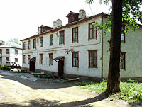 Zhigulevsk, Nikitinskaya st, house 32. Apartment house