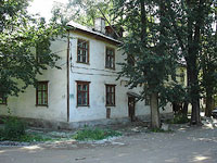 neighbour house: st. Nikitinskaya, house 38. Apartment house