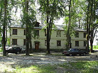 neighbour house: st. Nikitinskaya, house 40. Apartment house