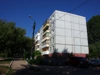 neighbour house: st. Oboronnaya, house 4. Apartment house