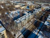 Zhigulevsk, Oboronnaya st, house 6. Apartment house