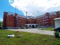 Жигулевск, улица Первомайская, дом 10 к.4. больница Центральная городская больница, г. Жигулёвск
