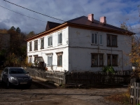 neighbour house: st. Pervomayskaya, house 4. Apartment house