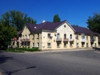 Жигулевск, улица Пирогова, дом 19. многоквартирный дом
