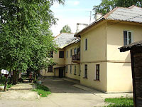 neighbour house: st. Pobedy, house 2. Apartment house