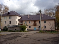 Zhigulevsk, Pobedy st, house 8. Apartment house