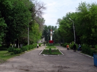 neighbour house: st. Pobedy. park им. 40-летия ВЛКСМ