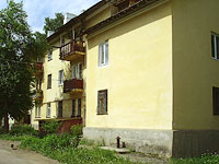 neighbour house: st. Polevaya, house 15. Apartment house