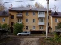 Zhigulevsk, Polevaya st, house 15. Apartment house