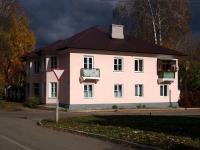 志古列夫斯科,  , house 17. 公寓楼