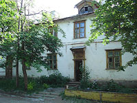 neighbour house: st. Pchtovaya, house 7. Apartment house