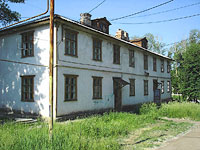 Zhigulevsk, Pchtovaya st, house 11. Apartment house