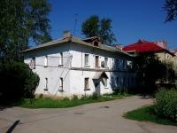 志古列夫斯科, Pchtovaya st, 房屋 17. 公寓楼