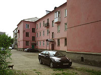 neighbour house: st. Privolzhskaya, house 3. Apartment house