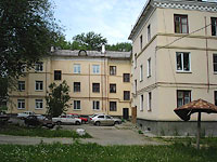 neighbour house: st. Privolzhskaya, house 4. Apartment house