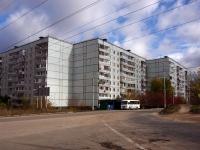 Жигулевск, улица Приволжская, дом 1. многоквартирный дом