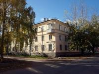 Жигулевск, улица Приволжская, дом 2. многоквартирный дом