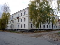 Zhigulevsk, Privolzhskaya st, house 4. Apartment house