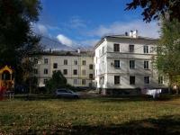 Жигулевск, улица Приволжская, дом 4. многоквартирный дом