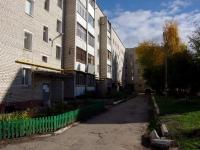 Жигулевск, улица Приволжская, дом 7. многоквартирный дом