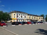 neighbour house: st. Pushkin, house 13. Apartment house