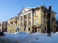 志古列夫斯科,  , house 16. 公寓楼
