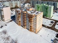 Жигулевск, улица Радиозаводская, дом 14. многоквартирный дом