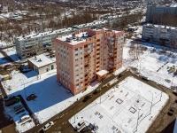 Жигулевск, улица Радиозаводская, дом 16. многоквартирный дом