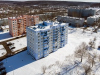 Жигулевск, улица Радиозаводская, дом 18. многоквартирный дом