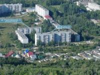 Жигулевск, улица Радиозаводская, дом 8. многоквартирный дом