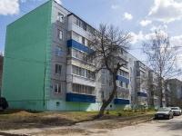 Zhigulevsk, Repin st, house 6. Apartment house