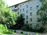 neighbour house: st. Samarskaya, house 22. Apartment house