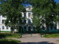 neighbour house: st. Samarskaya, house 16. school  №3
