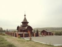 Zhigulevsk, temple В честь Владимирской иконы Божией матери, Sosnovaya st, house 2