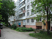 Zhigulevsk, Tkachev st, house 8. Apartment house