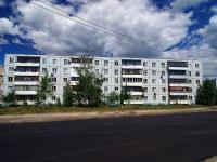 Жигулевск, улица Ткачева, дом 12. многоквартирный дом