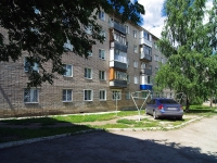 neighbour house: st. Tkachev, house 16. Apartment house