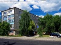 Жигулевск, улица Ткачева, дом 18. многоквартирный дом