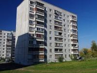 Жигулевск, улица Транспортная, дом 12. многоквартирный дом